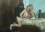 Seks z krągłą mamuśką na stojaka