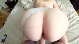 Wielkie dupsko i gorący anal
