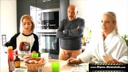 Rodzinne porno o poranku