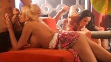 Seks imprezka w barze