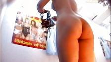 Ukrtya kamerka i striptiz Azjatki