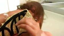 Erica Campbell w seksownej bieliźnie