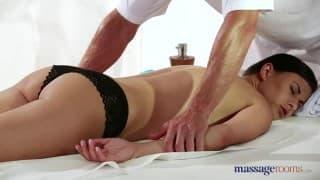 Udany masaż