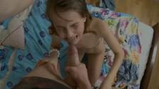 Młoda chętna Anna