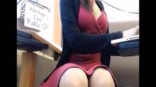 Masaż cipki w bibliotece