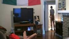 Nagrał zdrade żony na kamerce