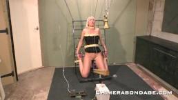 Blondi w sali tortur