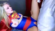 Alli Rae jest superbohaterką