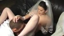 Seks z rosyjską panną młodą