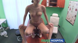 Seks z pielęgniarką w szpitalu