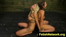 BDSM Bibi Miami i Callie Calypso