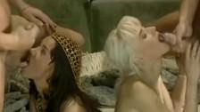 Angelica i Sandraliżą jąderka