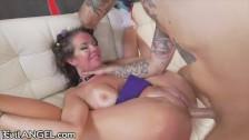 Veronica dostaje porządnego anala