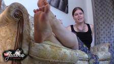 Lubisz stopy ? Oglądaj