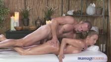 Świetny masaż i ruchanie