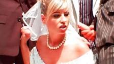 Gangbang przed weselem