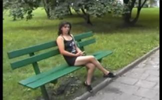 Wyrywanie w parku