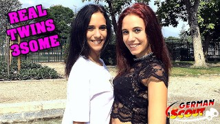 Film Erotyczny: Rżnie lisicę i brunetkę w trójkącie | Sex filmy